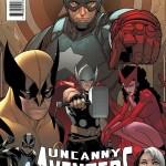 uncanny avengers #1 variant