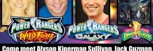 power rangers promo