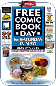 free comic book day food crawl small