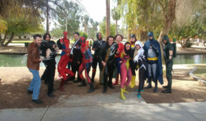 Arizona Avengers will be assembling at the DTC FCBD 17