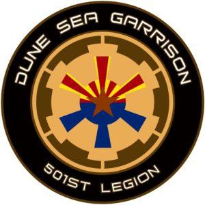 Dune Sea Garrison 501st
