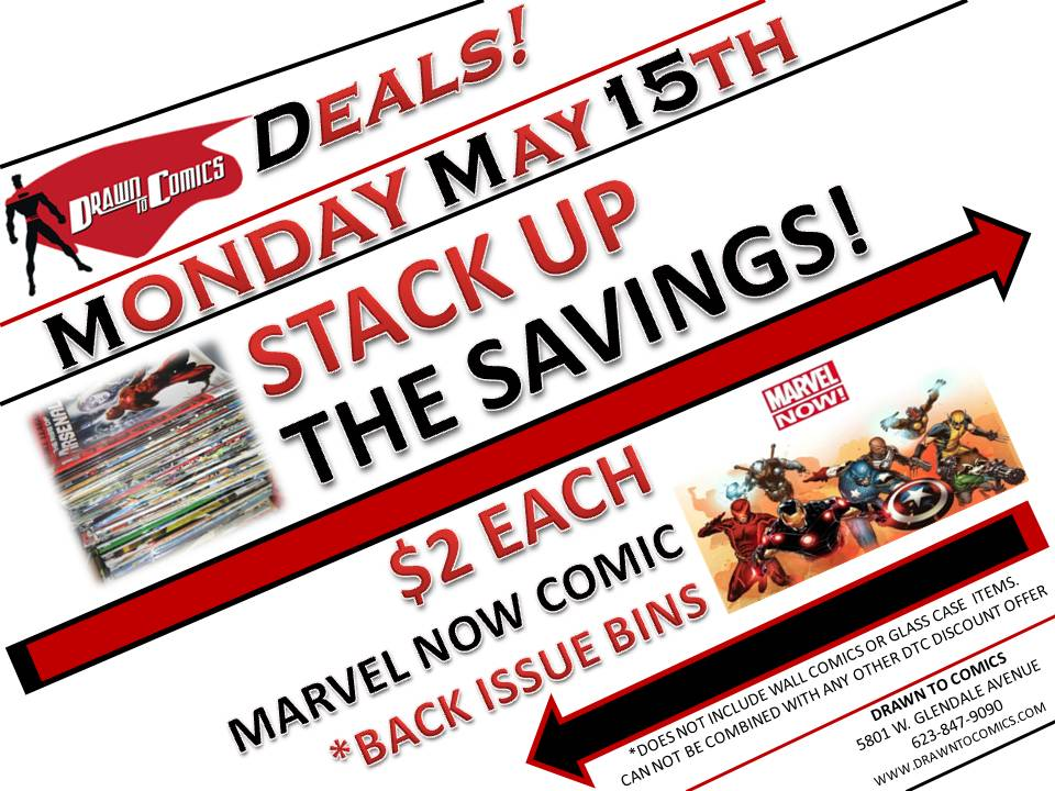 STACK UP THE SAVINGS BACK ISSUE MARVEL NOW 515