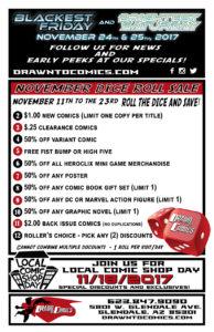 DTC November Flyer